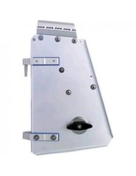 Tête de safran aluminium 210x330mm