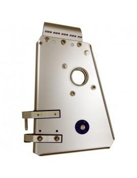 Tête de safran aluminium 180x240mm