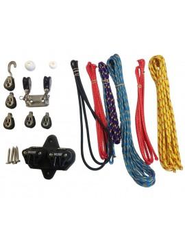 Kit accastillage adaptable Laser ® (Powerpack)