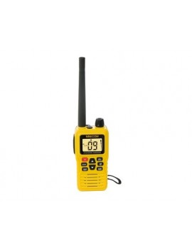 VHF Portable 6W RT411 - flottante - Batterie Lithium 1700A