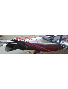 Chaussette avaleur de spi Twincat 15 Sport nouveau modèle - noire