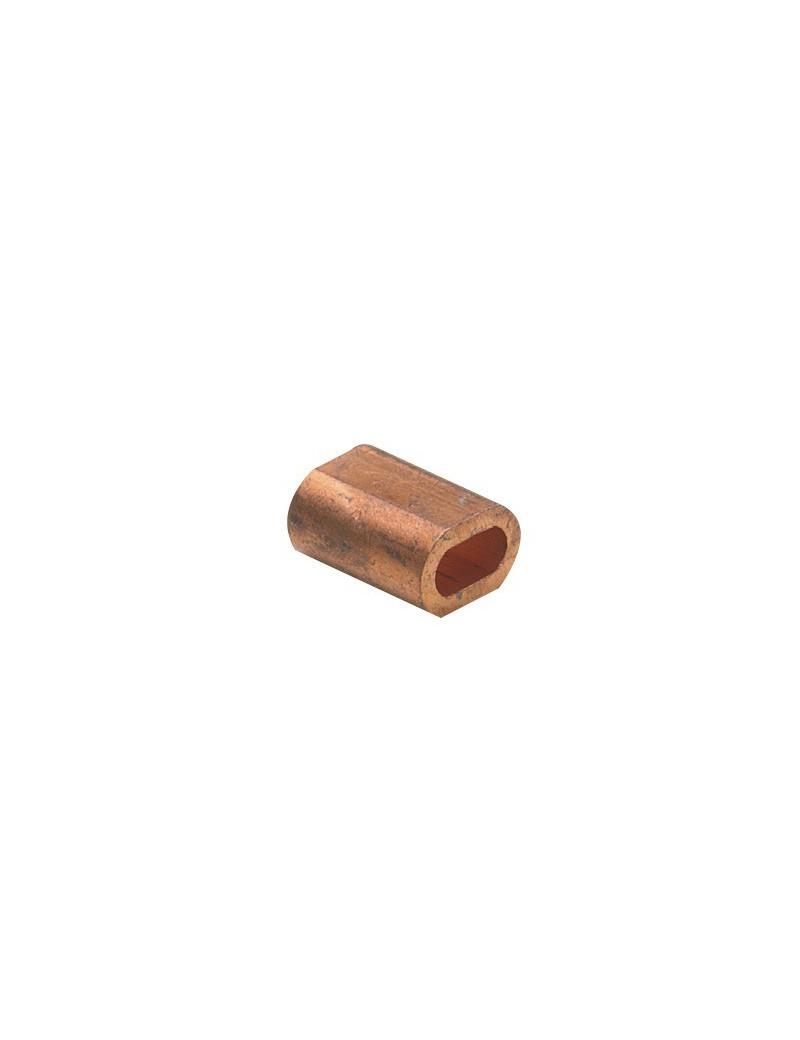 Manchon COPERIT ovoïde cuivre
