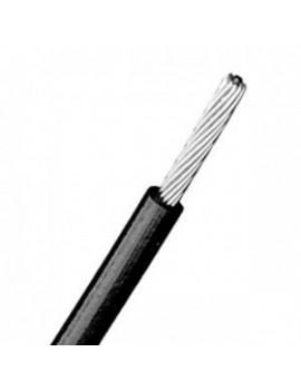 Câble inox monotoron 1/19 - gaine noire