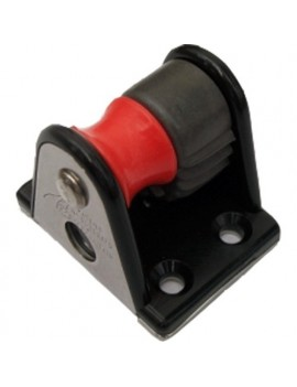 LANCE CLEAT 6MM ROUGE BABORD