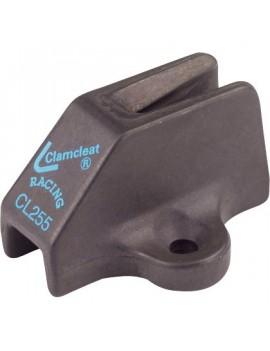 Clam cleat omega 3-6mm anodisé noir