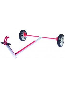 Chariot Optimist alu. roues ligth increvable diam 37cm