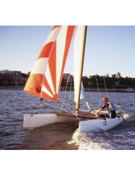 Kit Gennaker catamarans 14 à 16 pieds - 10m²