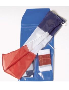 Pochette 3 pavillons règlementaites France +N+C