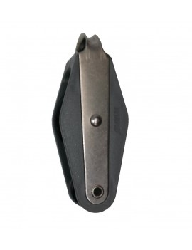 Poulie violon simple Ø45/28mm