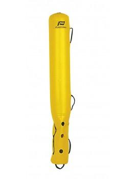 Bouée d'entrainement régate gonflable Ø26cm X1,88m