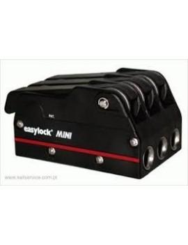 Bloqueur BSI Easylock MINI triple 6-10mm - Noir - BSI -