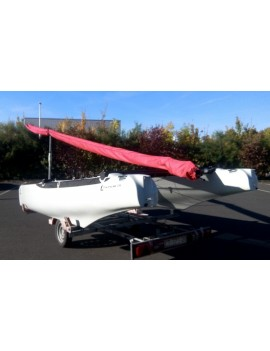 Housse de mat catamaran 15/16 pieds au meilleur prix chez 2WIN !