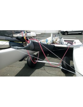 Kit avaleur de spi catamaran