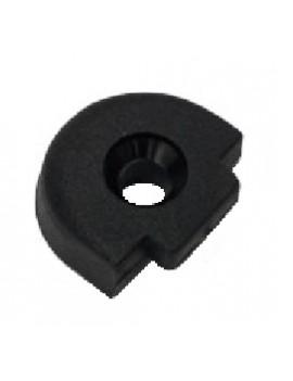 Arrêt plastique pour rail 16mm