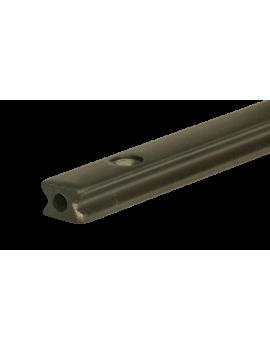 Rail aluminium 22mm anodisé...