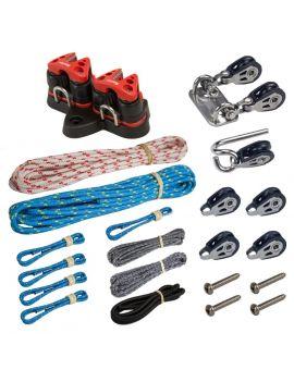 Kit accastillage Laser® (Powerpack) - Jauge Laser® - OPTIPARTS