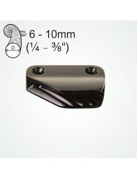 Clam-Cleat latéral 10mm nylon