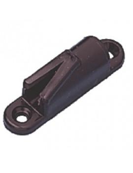 Taquet sifflet plastique 6mm