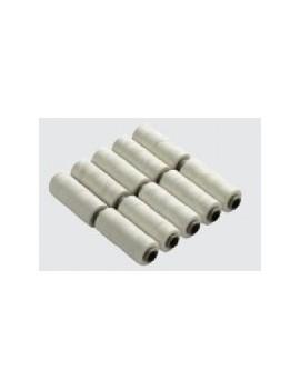 Fil à surlier réf. 2212 - Ø1mm  blanc - 50g