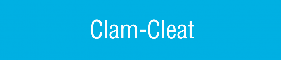 Taquets clam-cleat