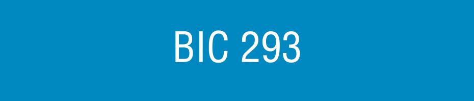 Bic 293
