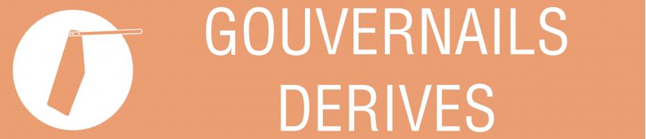 Gouvernails/dérives