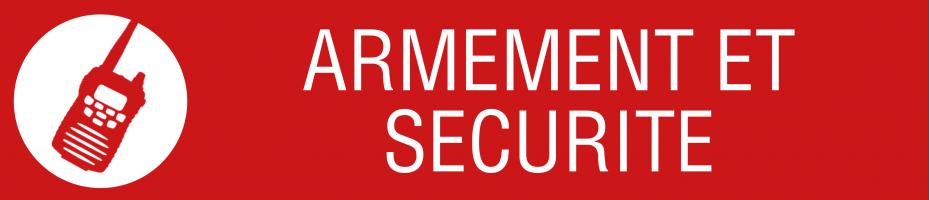 armement et sécurité