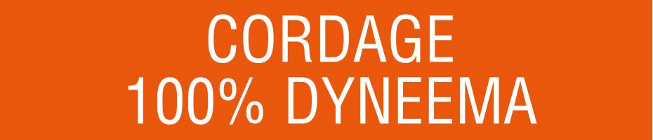 Cordage 100% dyneema