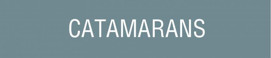 Mats, bomes et profils catamaran